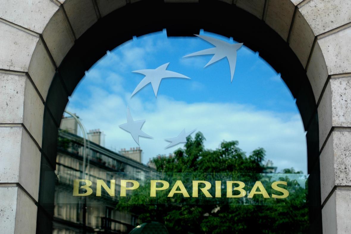 Francouzská banka BNP Paribas