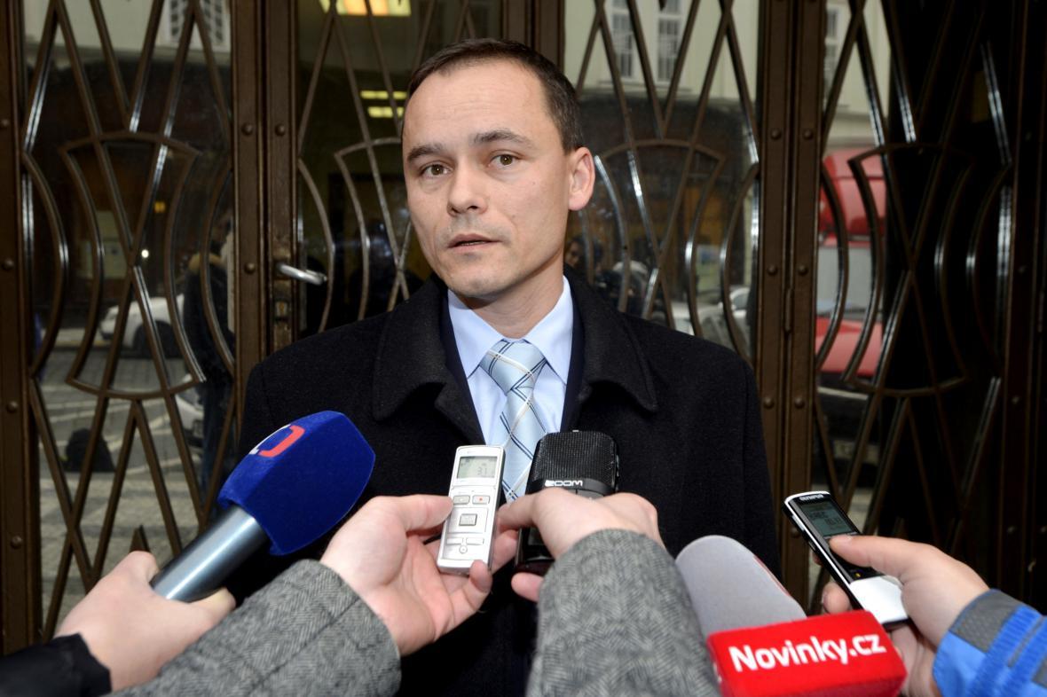 Olomoucký žalobce Pavel Komár
