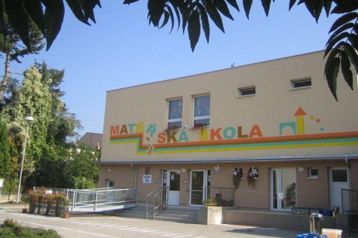 Mateřská škola v Brně-Černovicích