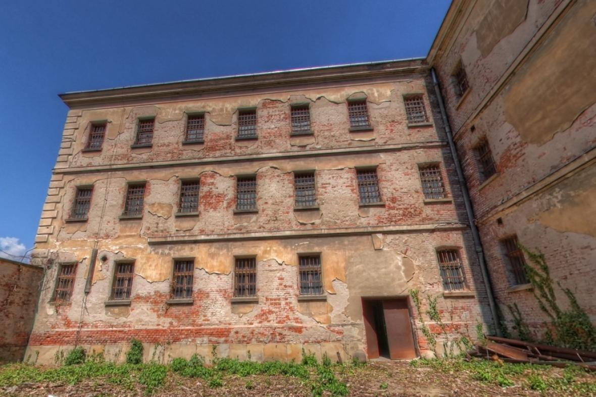 Vězení neblaze proslulo v 50. letech
