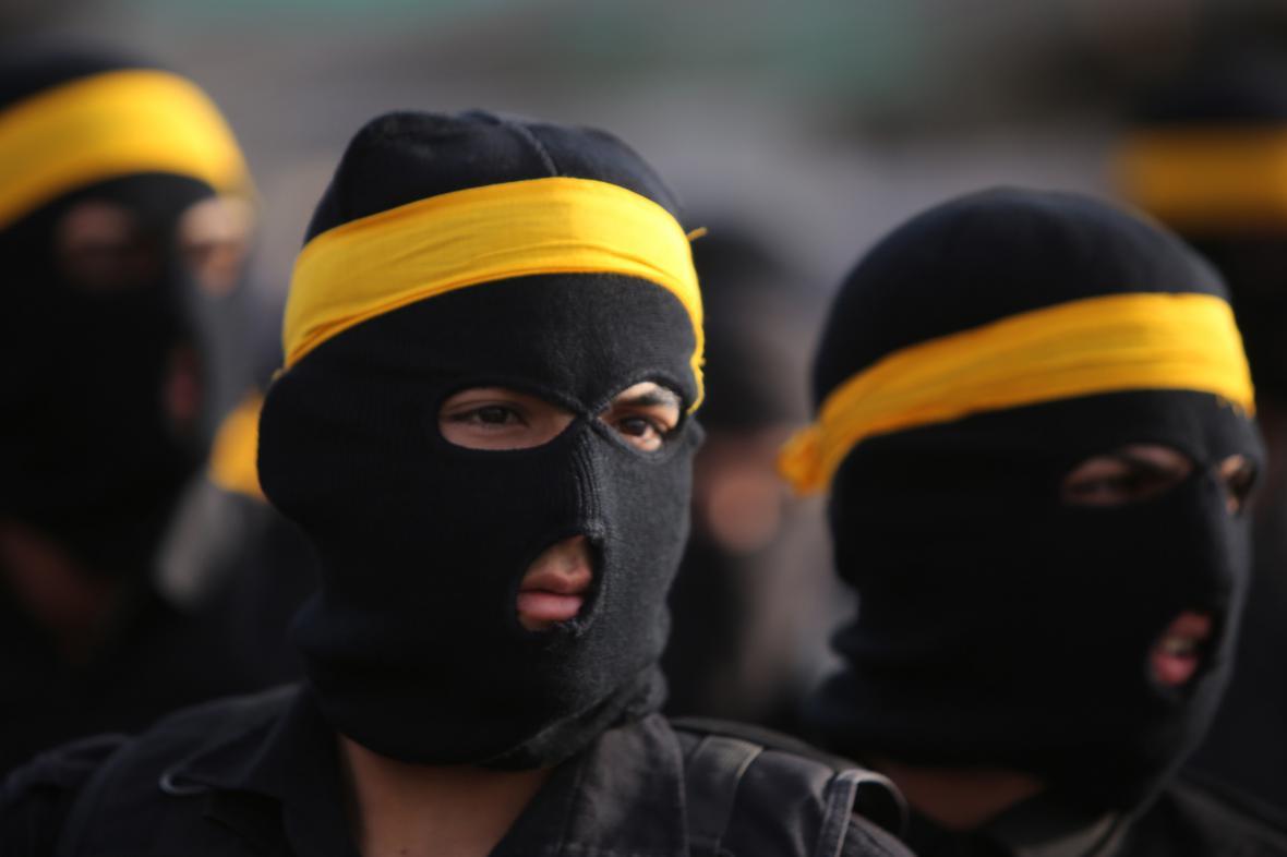 Jednotky bojující proti sunnitským radikálům