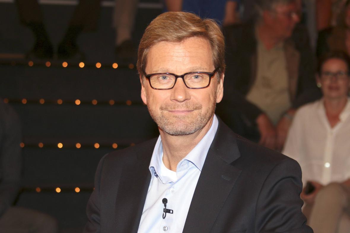 Guido Westerwelle onemocněl akutní leukemií