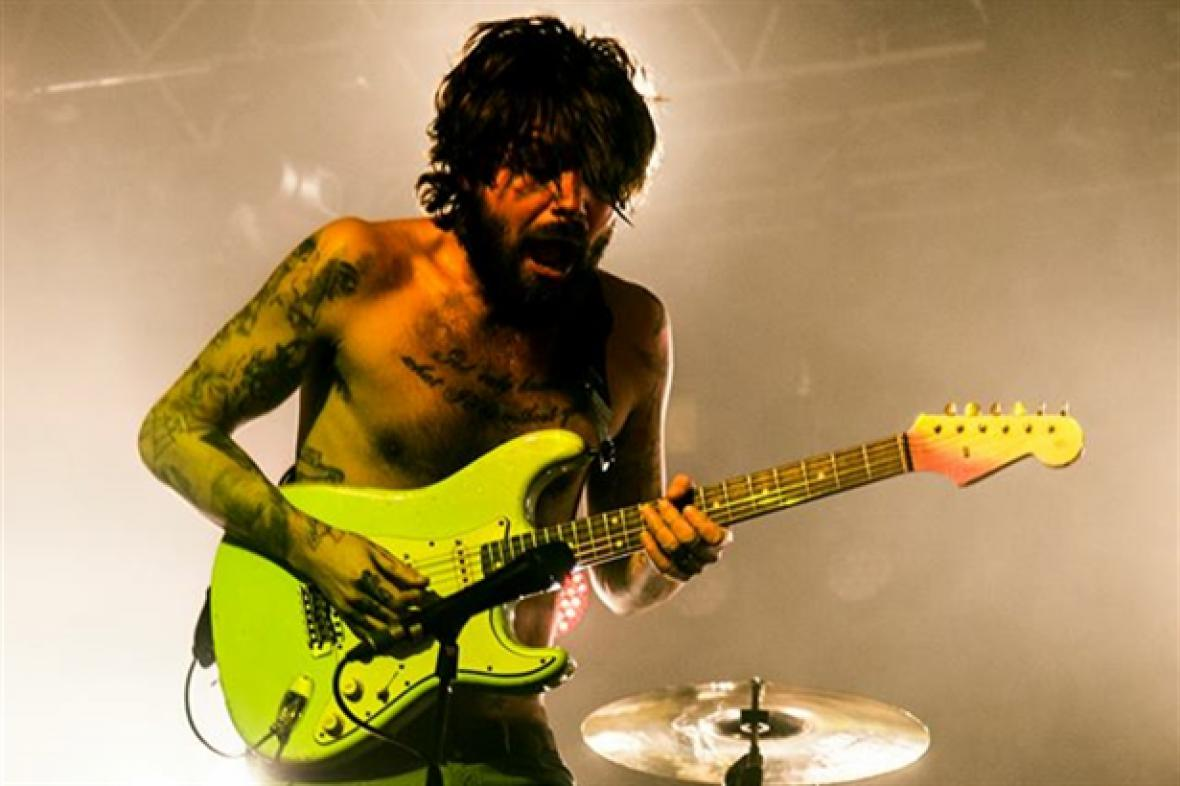 Biffy Clyro (Simon Neil)