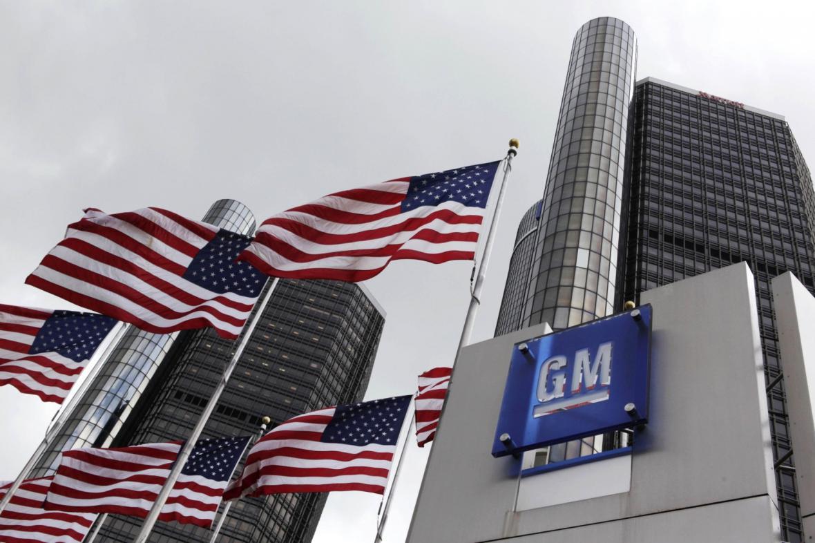 Sídlo General Motors