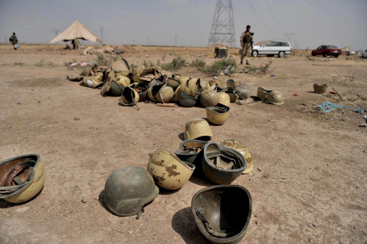 Irácké jednotky opustily Kikrúk