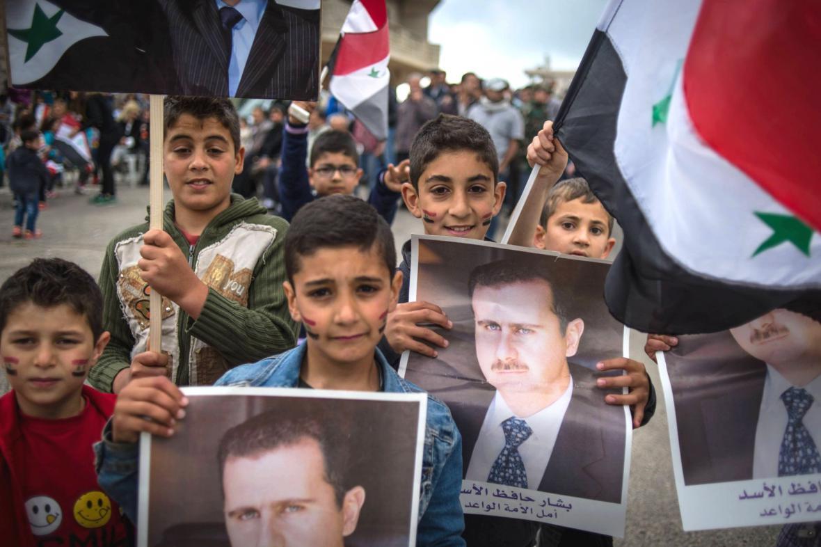 Prezidentské volby v Sýrii