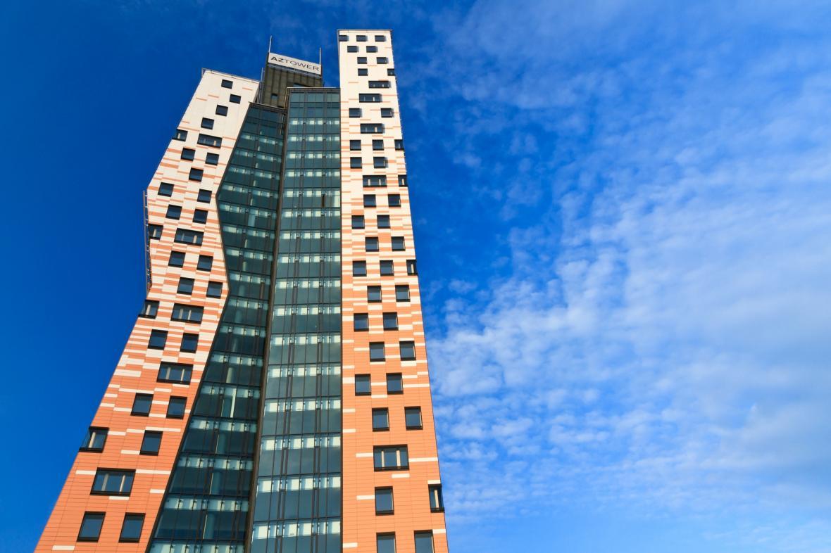 AZ Tower v Brně
