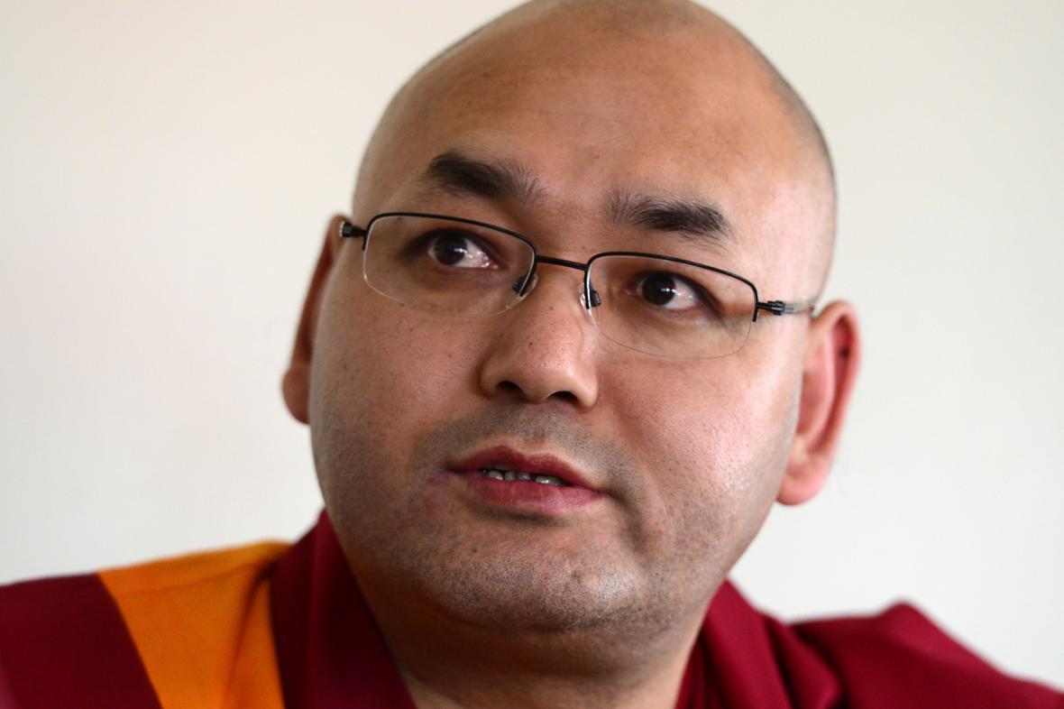 Khenpo Lopon Sönam Tenphel