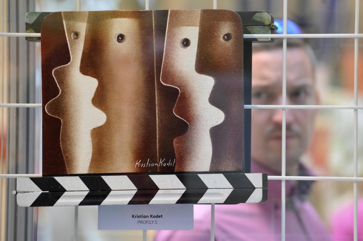 Filmová klapka Kristiana Kodeta