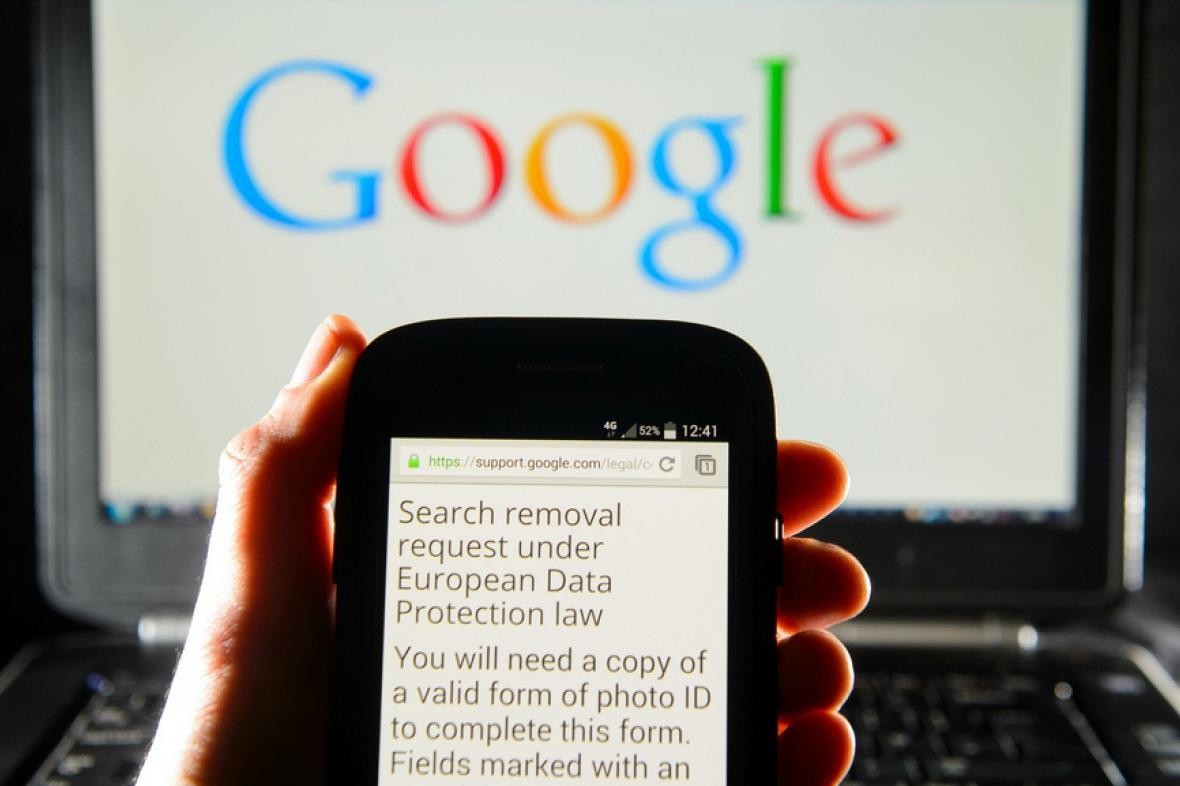 Přelomový rozsudek znamená tisíce žádostí o zmizení dat Googlu