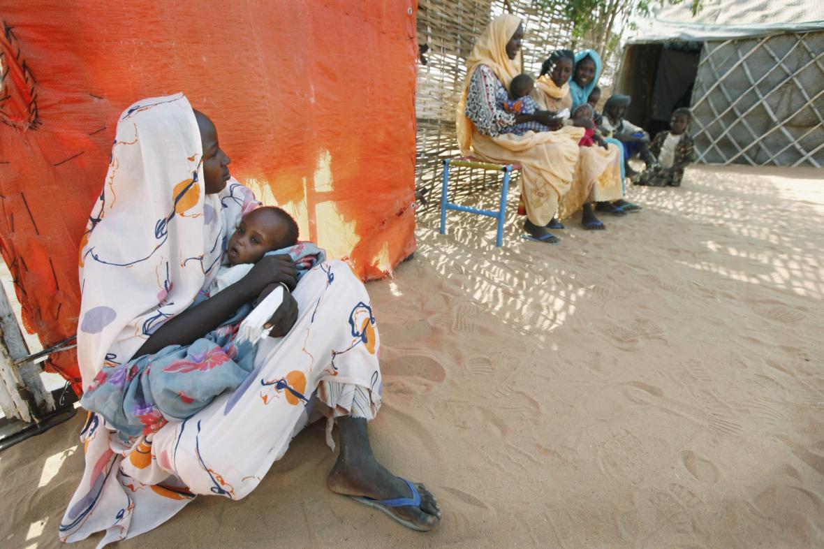 Súdánské ženy
