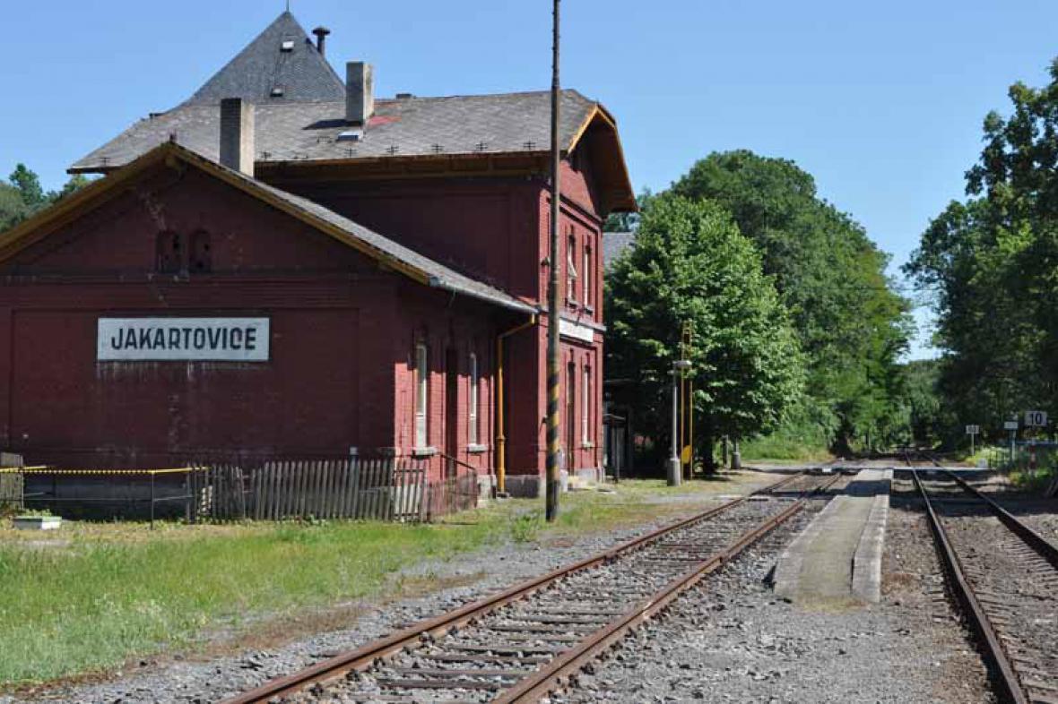 Železniční stanice Jakartovice