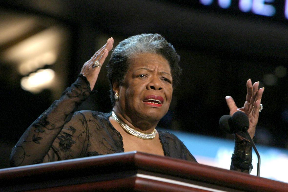 Maya Angelouová