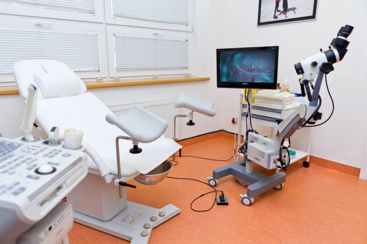 Prostory kliniky Reprofit