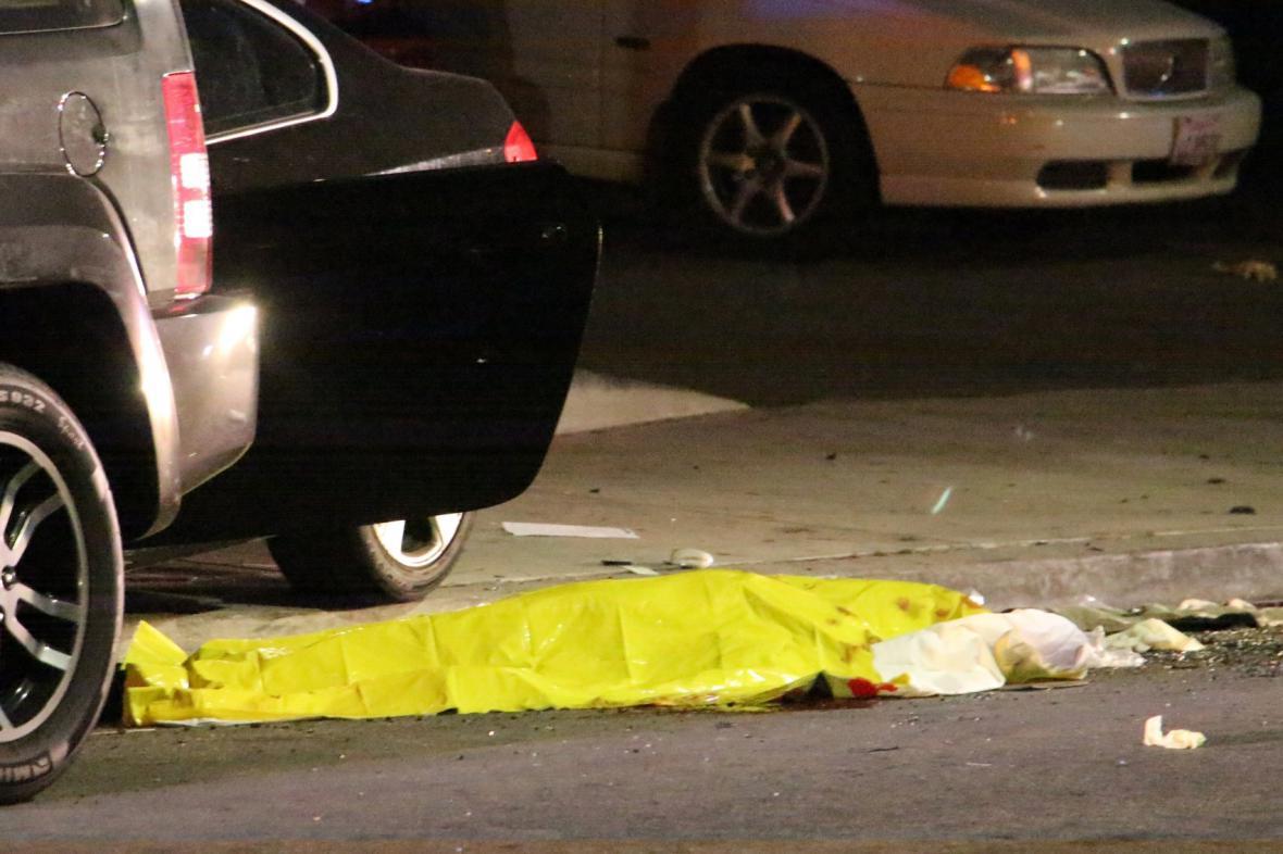 Oběť střelby v Santa Barbaře
