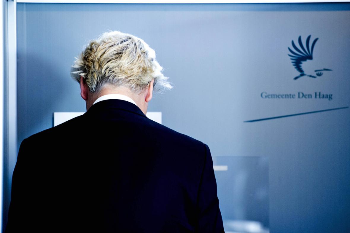 Geert Wilders u eurovoleb