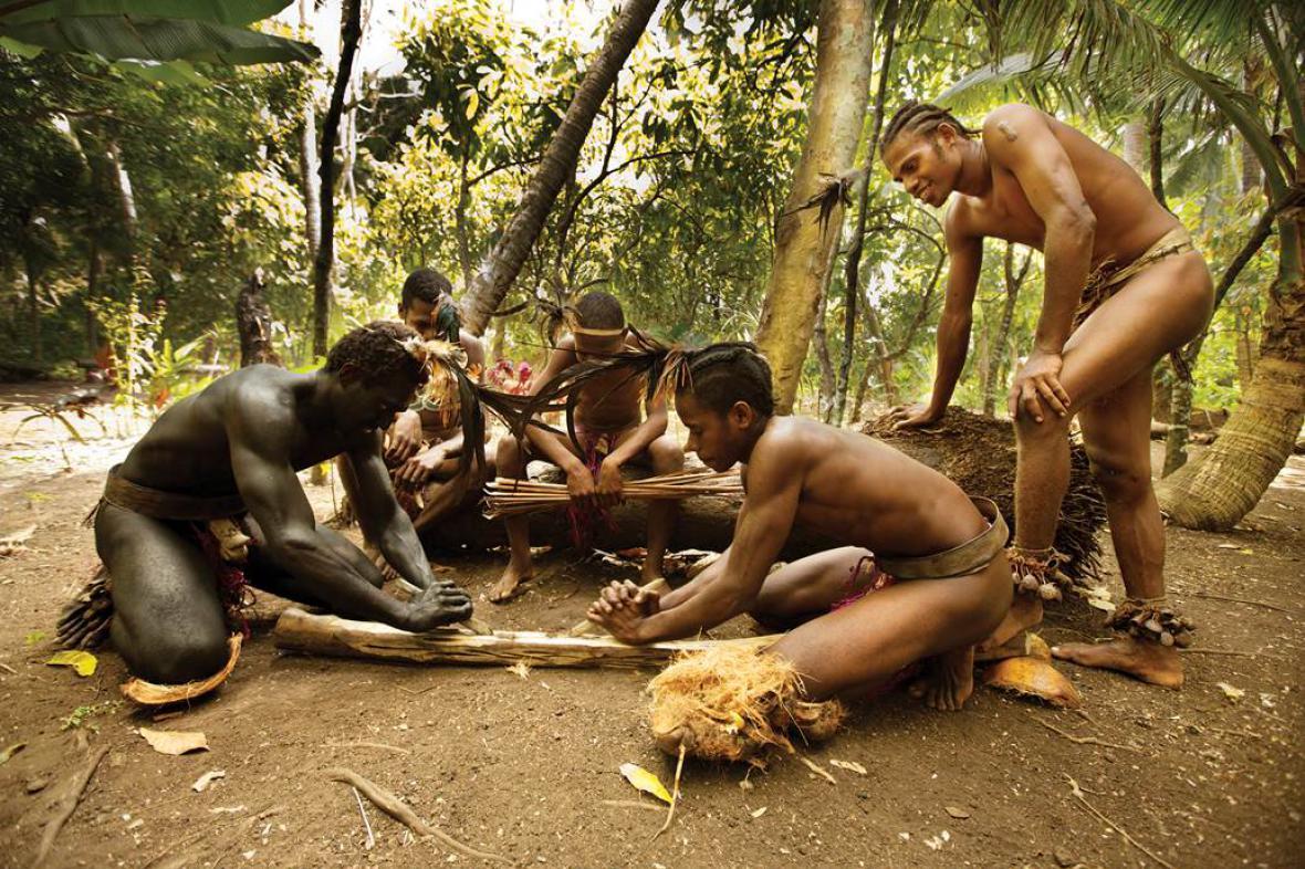 Dokument Escape to Vanuatu
