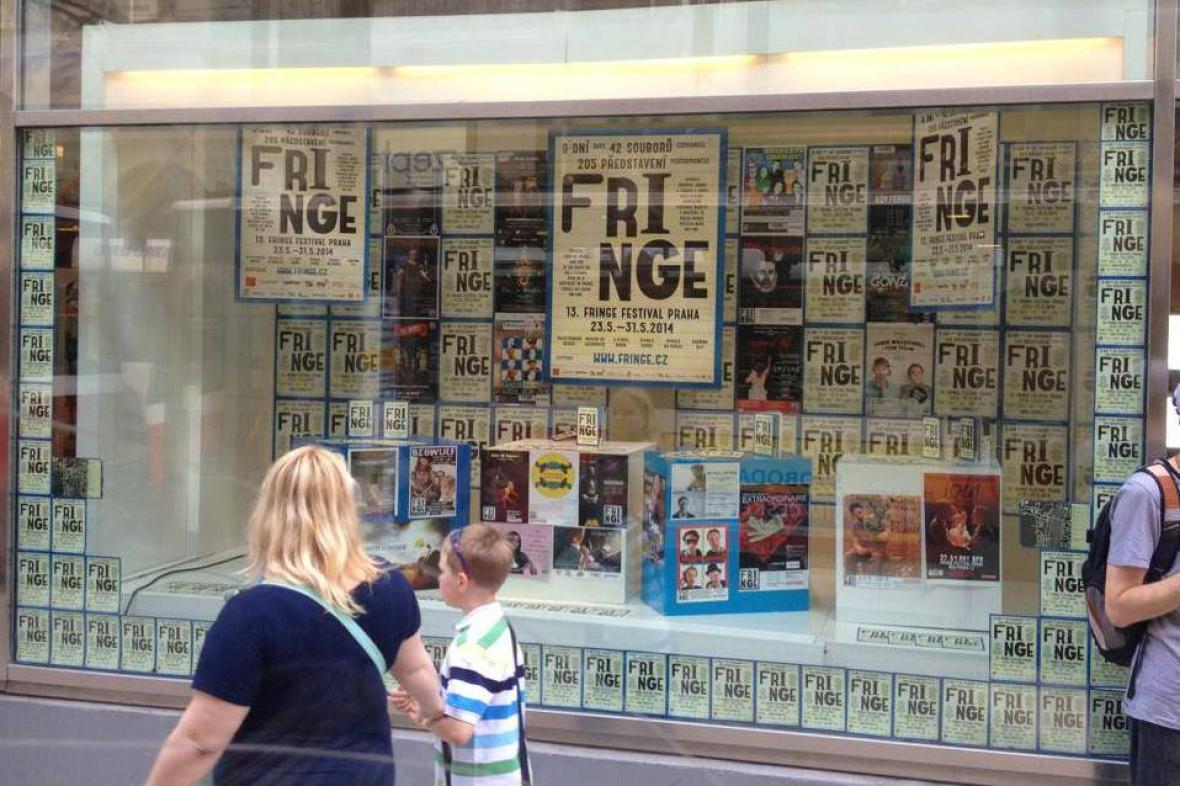 Začíná Prague Fringe festival