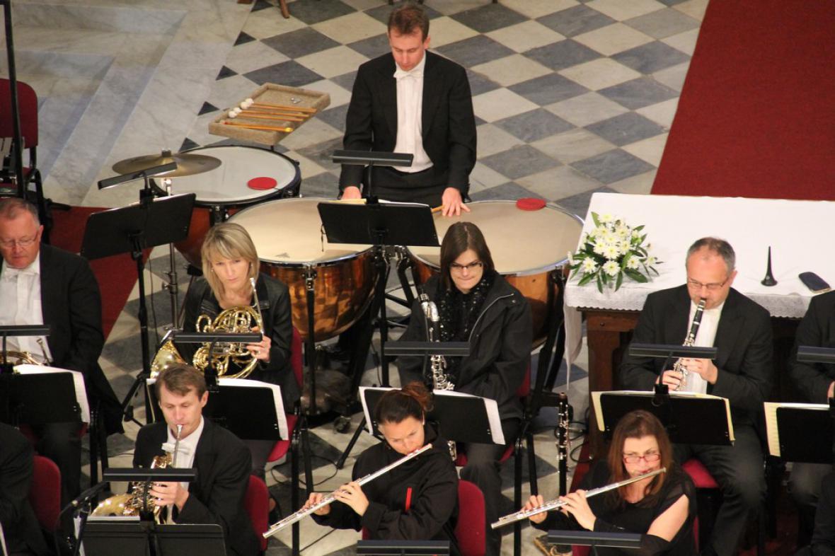 Koncert na festivalu Bohuslava Martinů