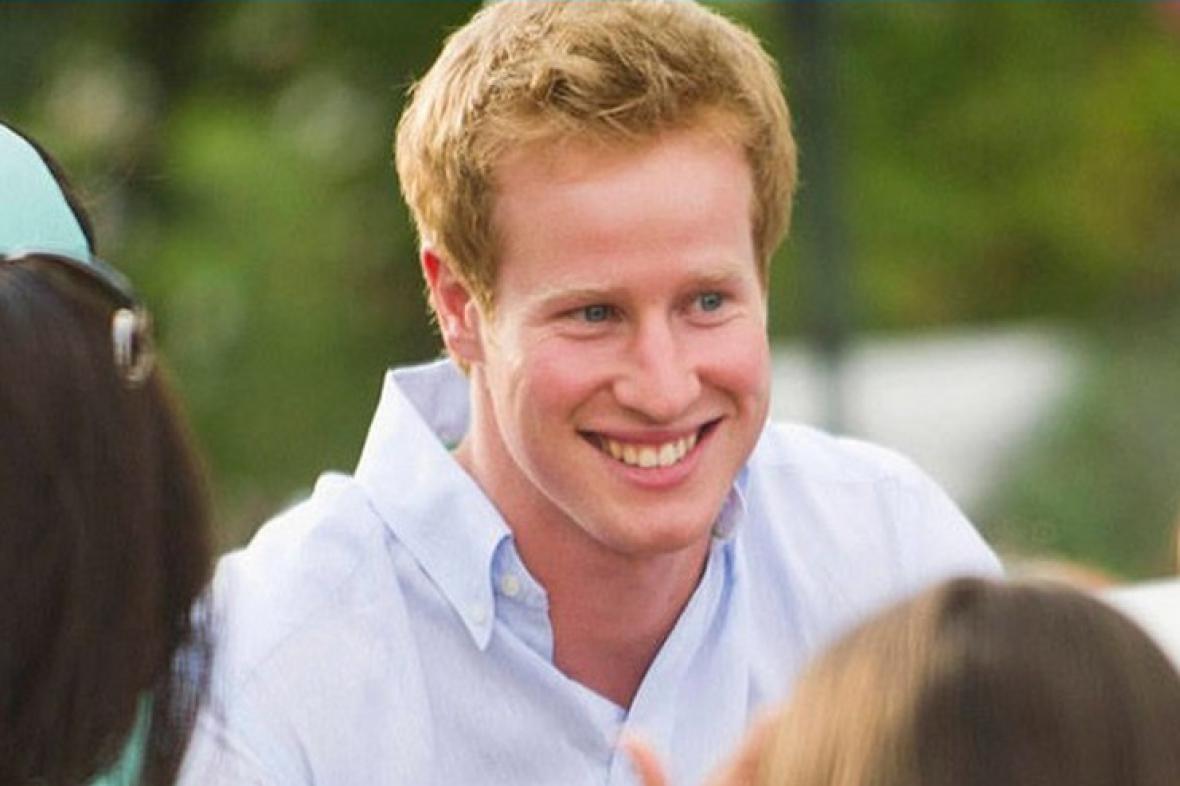 Dvojník prince Harryho v nové reality show