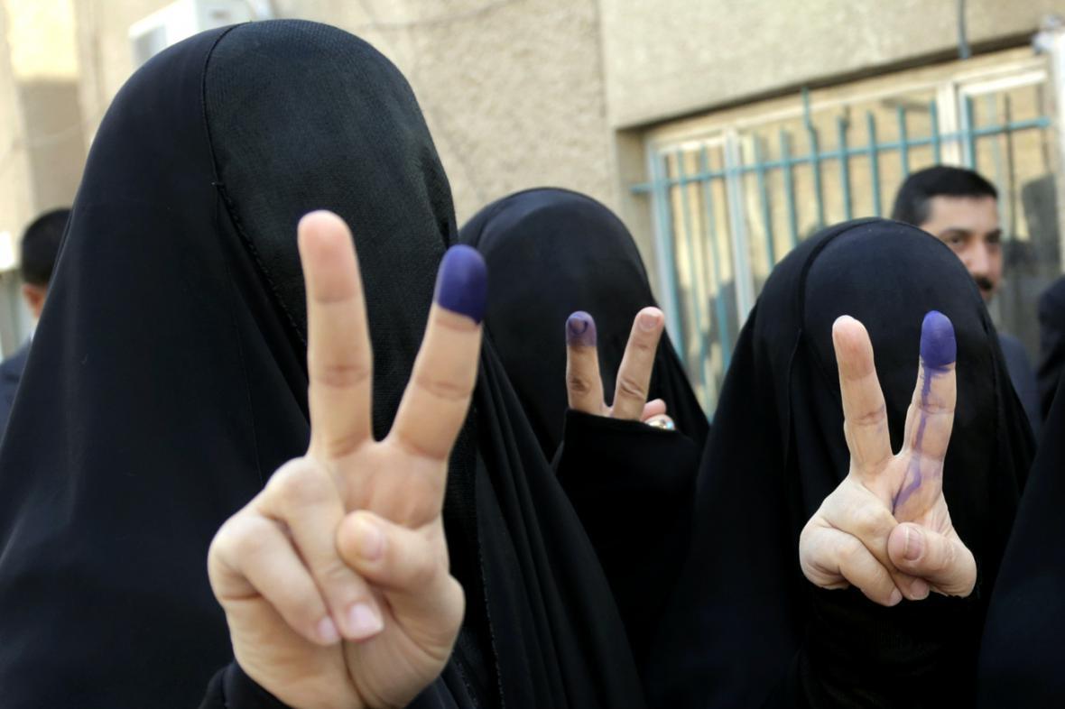 Parlamentní volby v Iráku