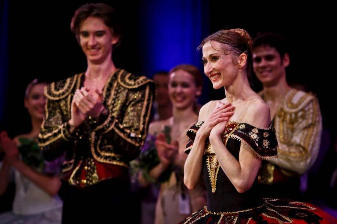 Daria Klimentová se rozloučila s kariérou