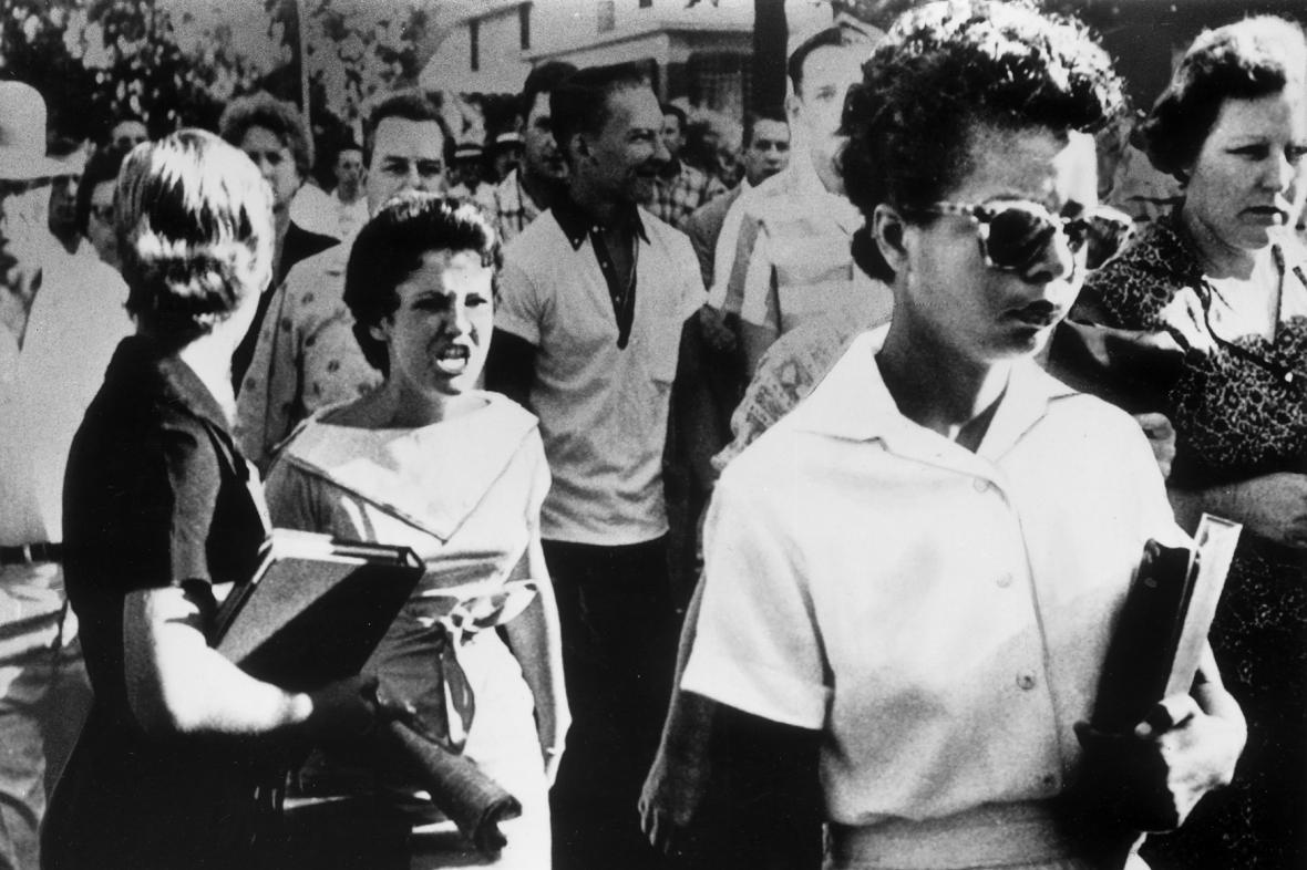 Konec segregace na amerických školách