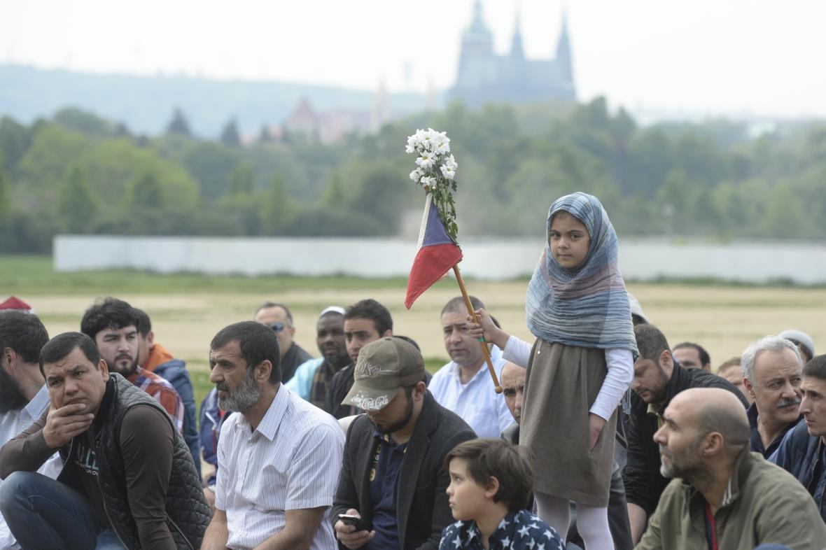 Muslimský protest