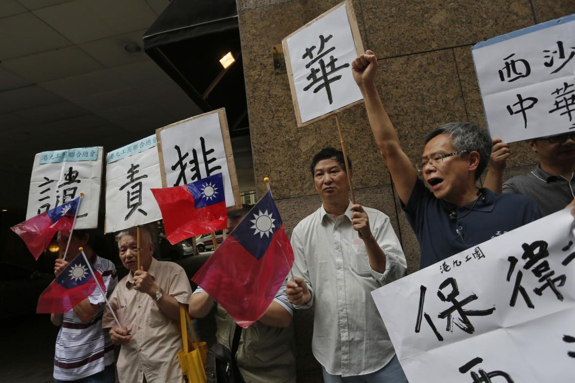 Protesty ve Vietnamu