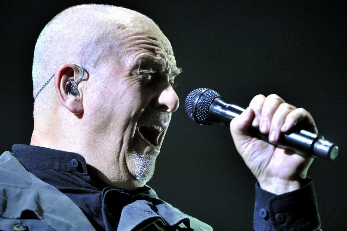 Peter Gabriel v Ostravě