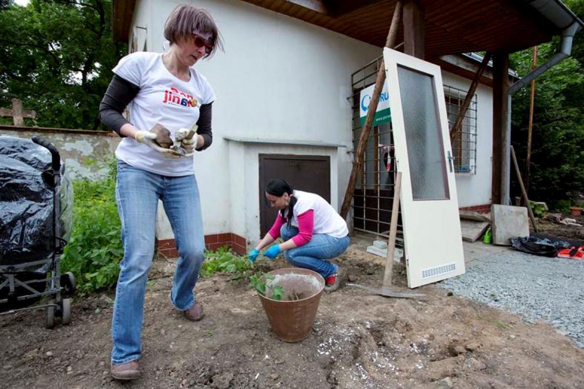 Zaměstnanci ČT dobrovolničí