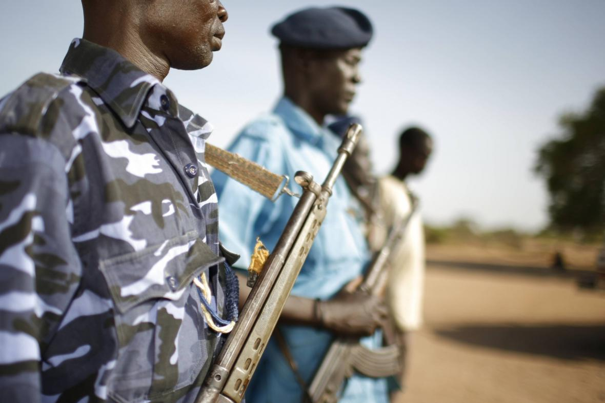 Násilí v Jižním Súdánu