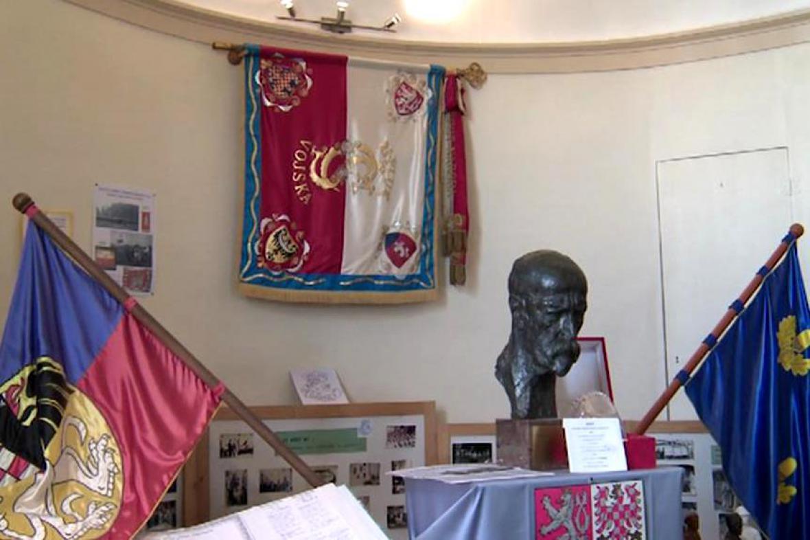 Muzeum francouzsko-československého přátelství v Darney