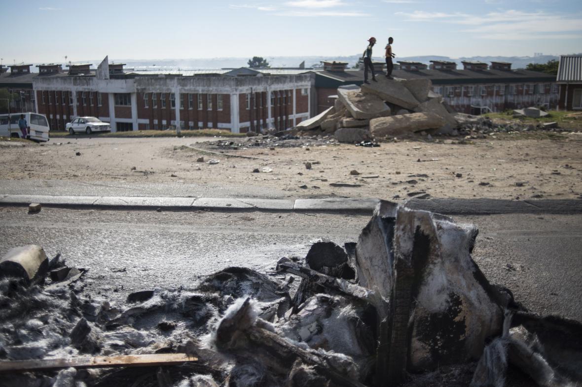 Důsledky nepokojů v Alexandře