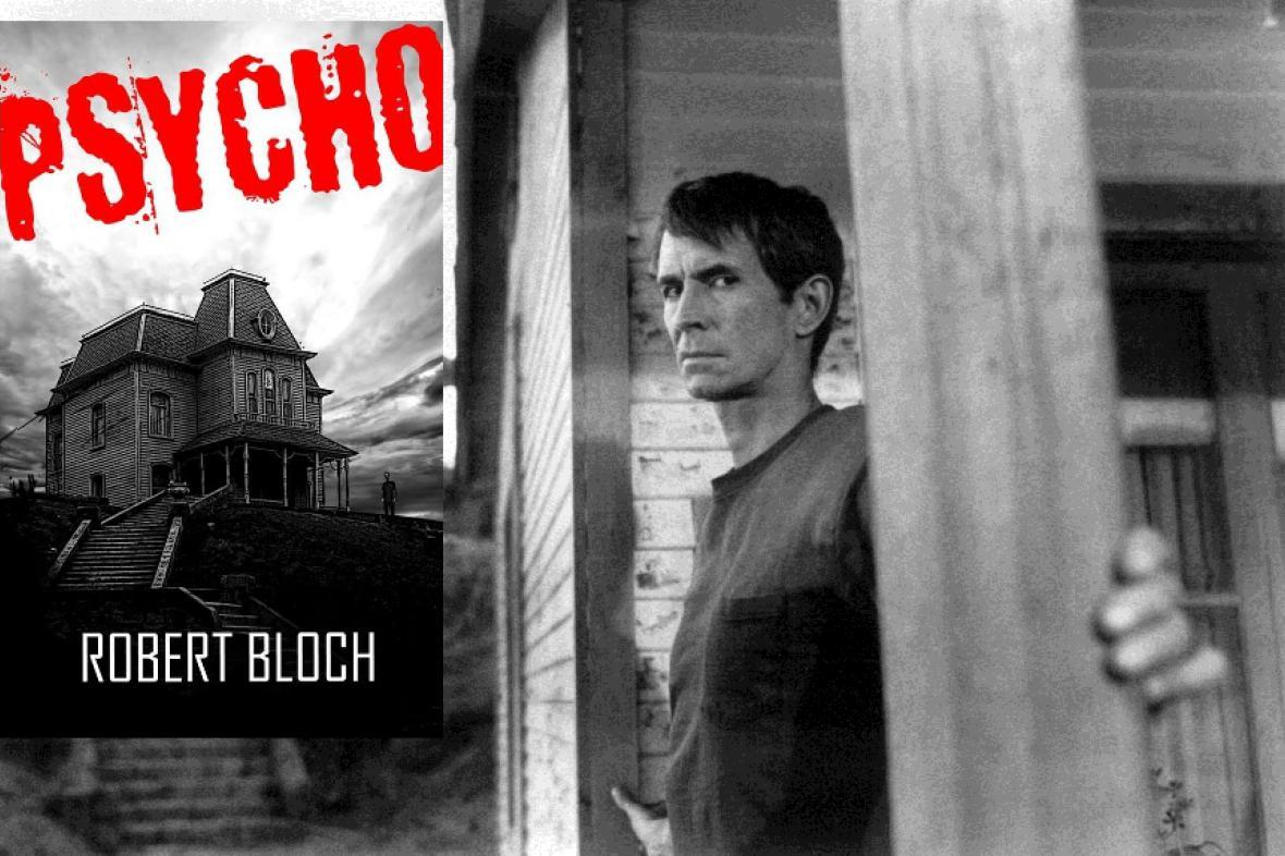 Psycho - knižní předloha a filmová adaptace