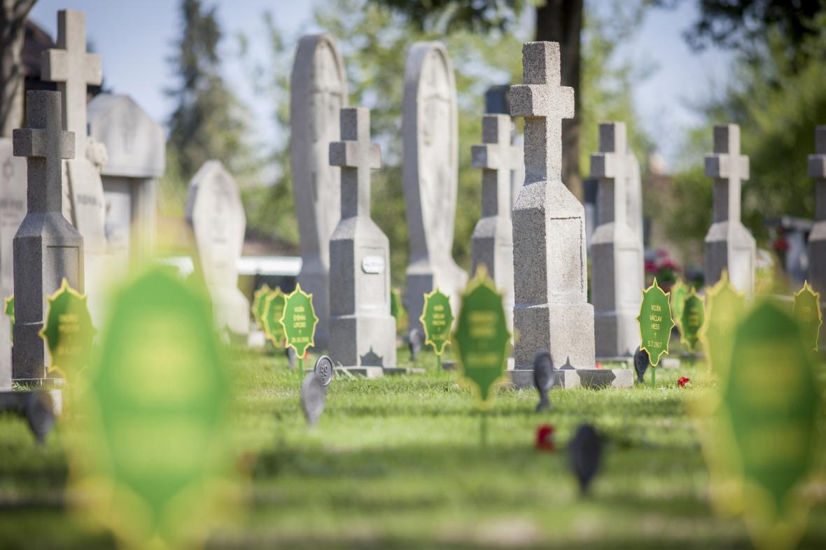 Jindřichohradecké vojenské pohřebiště