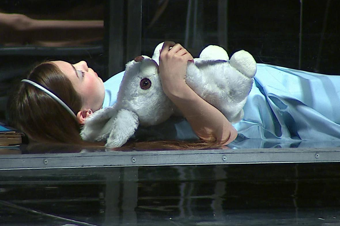 Operní thriller Alice in bed