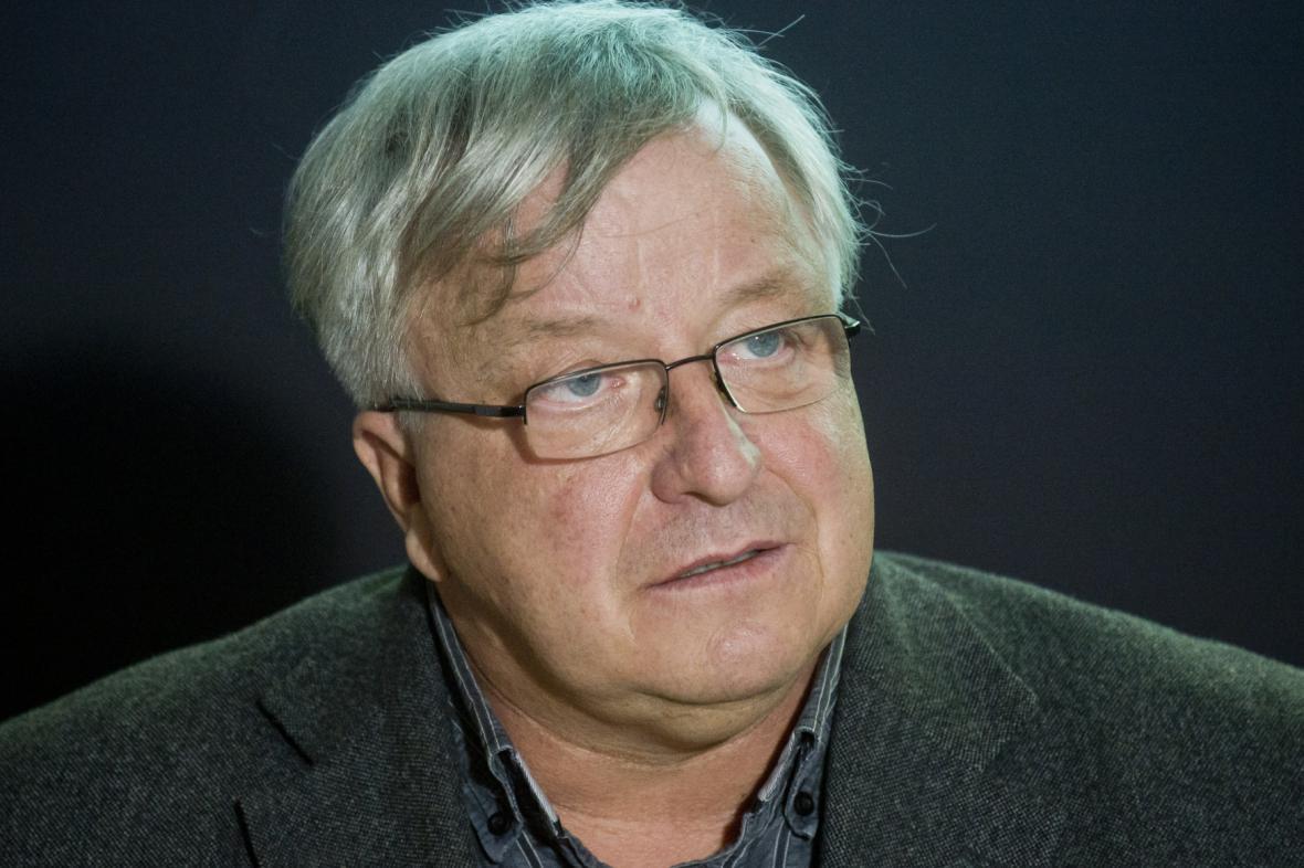 Ředitel Centra výzkumu globální změny AV ČR (CzechGlobe) Michal Marek
