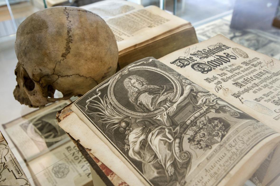 Muzeum barokního tisku v Kuksu