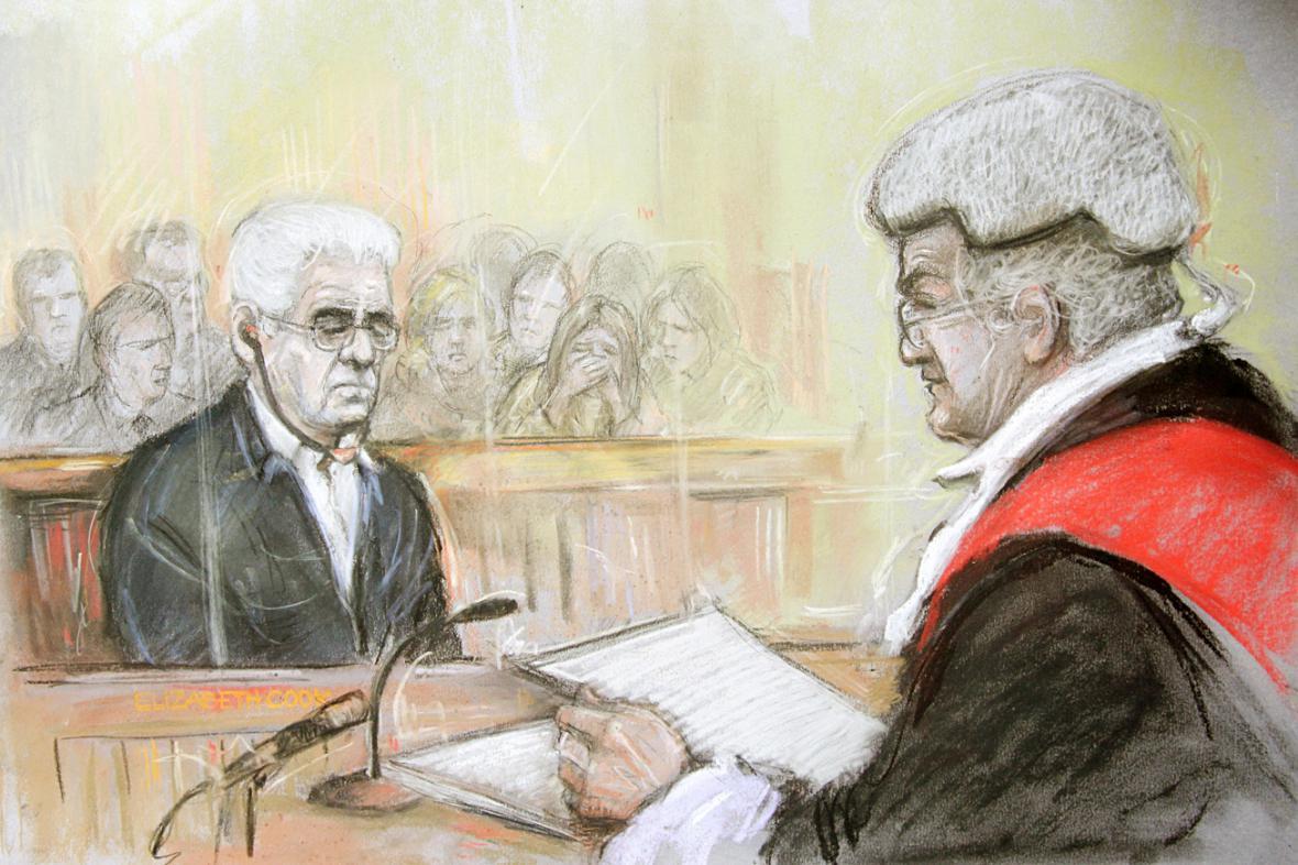 Soud s Maxem Cliffordem