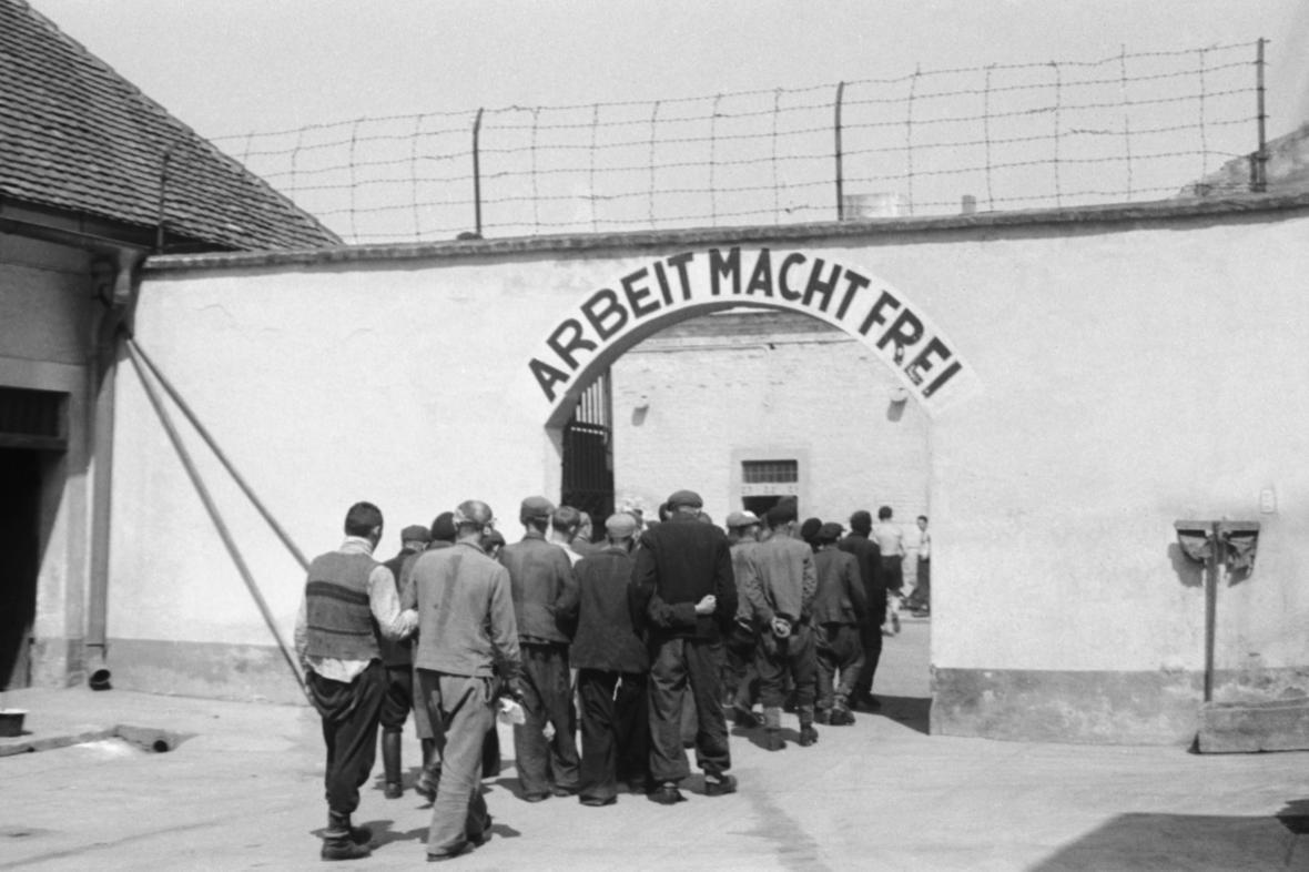 Koncentrační tábor v Terezíně