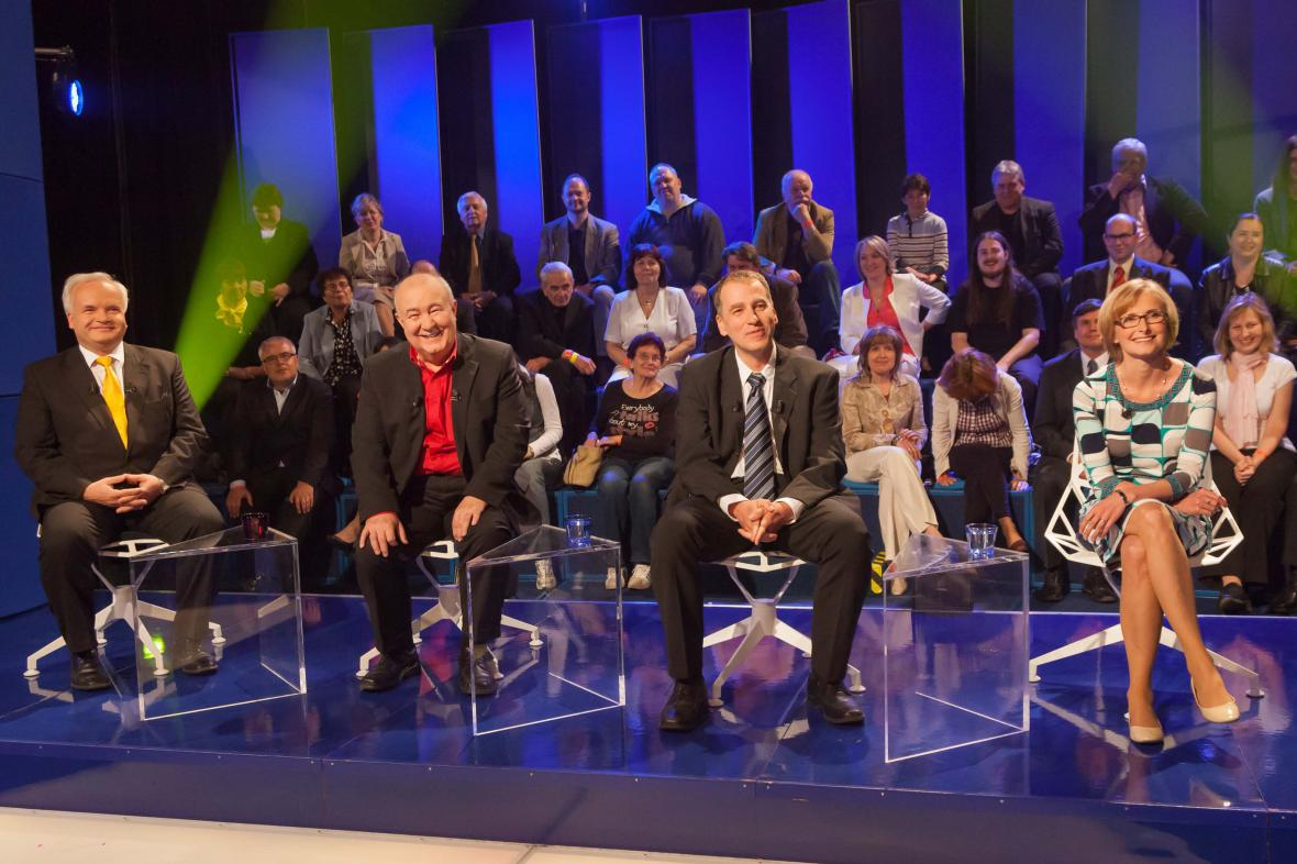 Ostravská debata před volbami do Evropského parlamentu