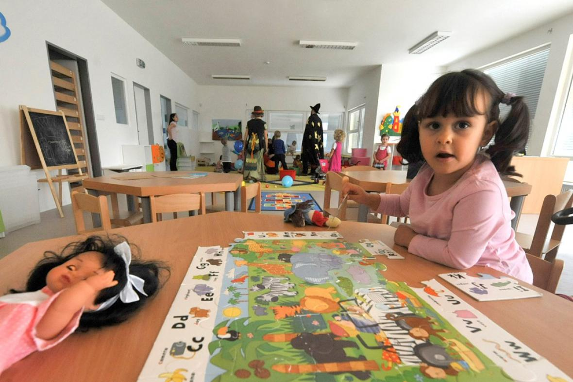 Univerzitní mateřská škola v Ostravě
