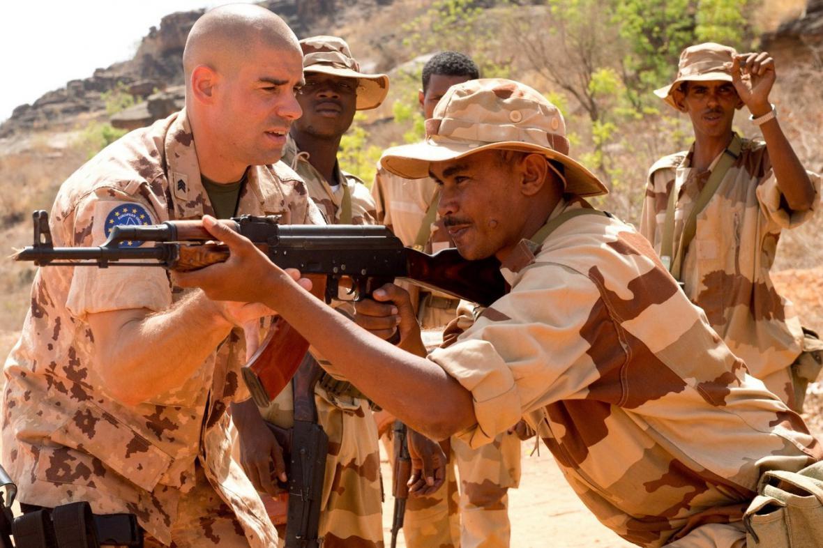 Výcviková mise EU v Mali