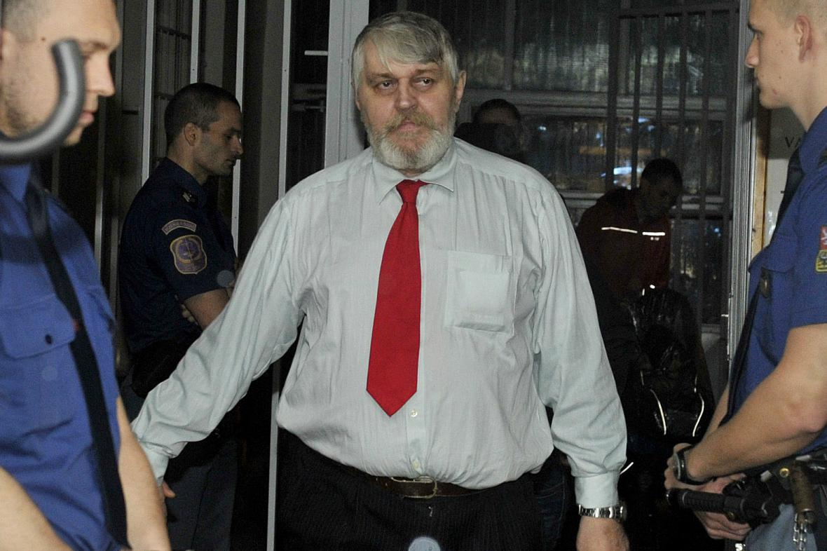 Ivan Jonák opustil po 18 letech vězení