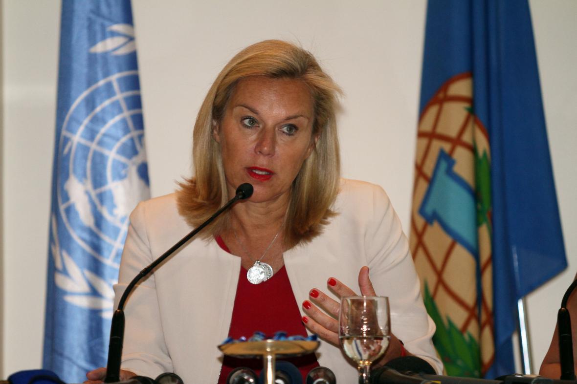 Sigrid Kaagová