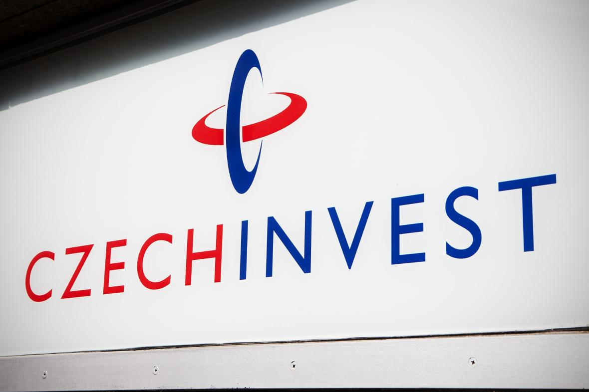 Logo CzechInvestu