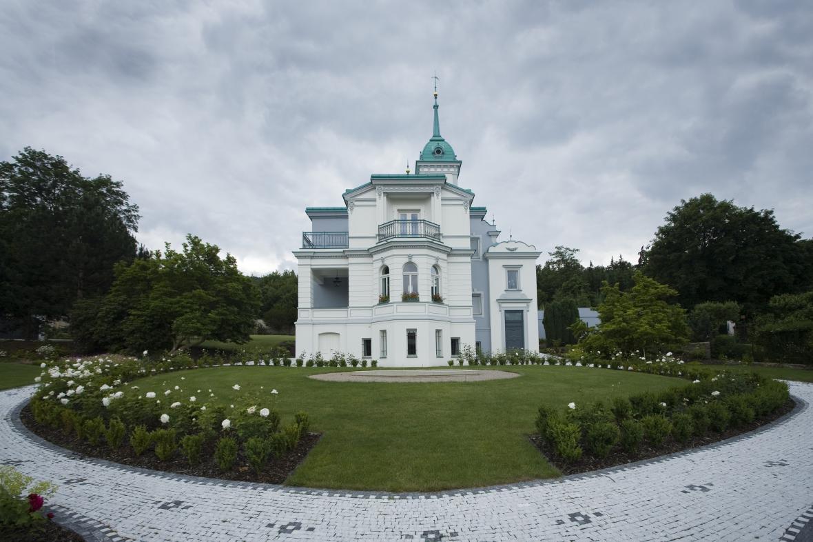 Šimkova vila