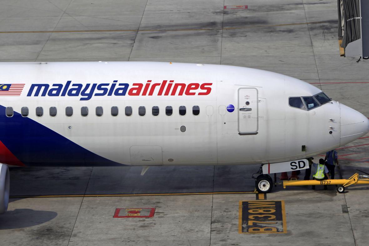 Zmizelé letadlo patřilo společnosti Malaysia Airlines