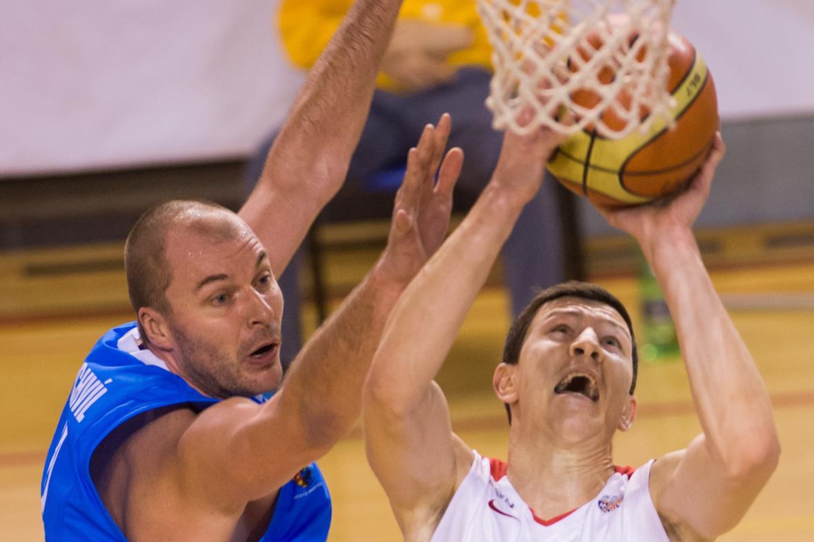 ČEZ Basketball Nymburk - Ariete Prostějov